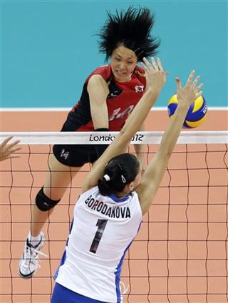 Maria Borisenko, Saori Sakoda