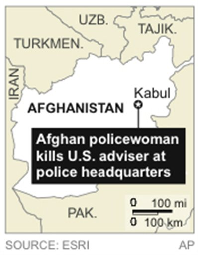 AFGHAN US ADVISER