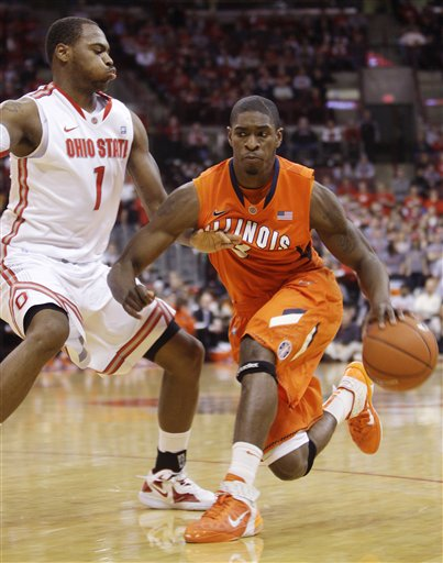 Brandon Paul, Deshaun Thomas