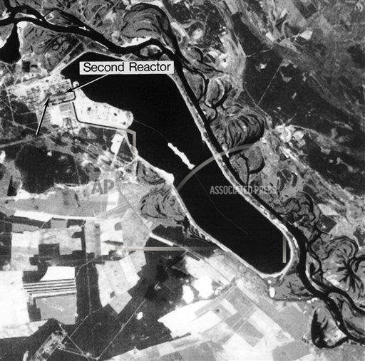 Watchf AP I   UKR APHS303280 Satellite view of Nuclear Power Plant