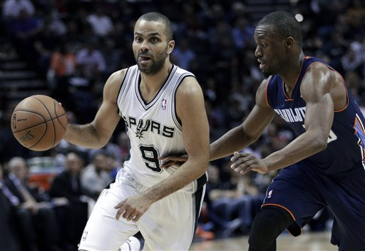 Tony Parker, Kemba Walker