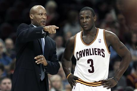 Byron Scott, Dion Waiters