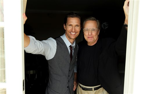 Matthew McConaughey, William Friedkin