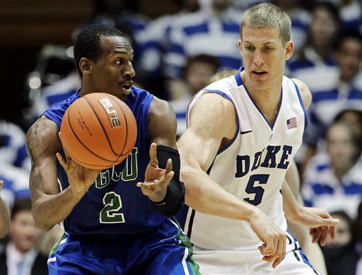 Bernard Thompson, Mason Plumlee