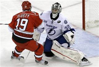 Jiri Tlusty, Ben Bishop