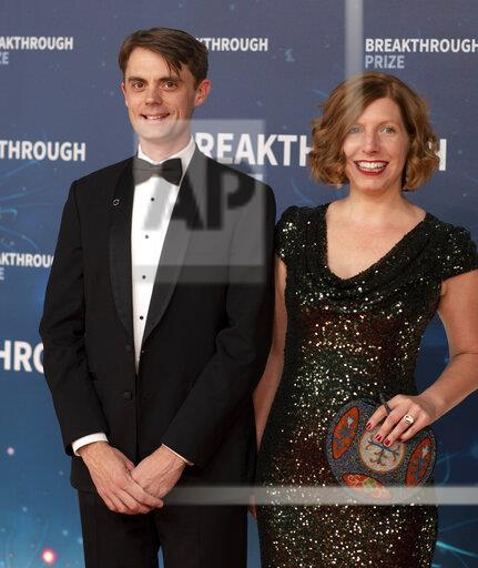 8th Annual Breakthrough Prize Ceremony
