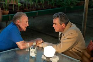James Caan, Danny Huston
