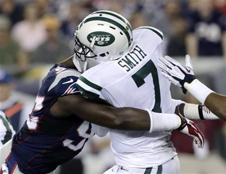 Geno Smith, Chandler Jones