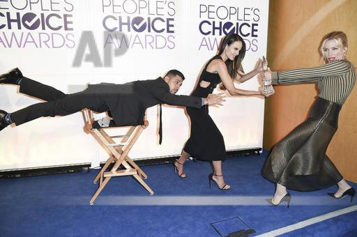 People's Choice Awards 2017 - Nominations Press Conference