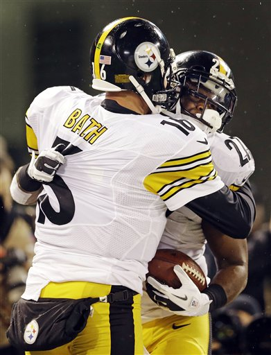 Charlie Batch, Jonathan Dwyer