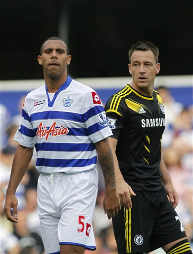 Anton Ferdinand, John Terry