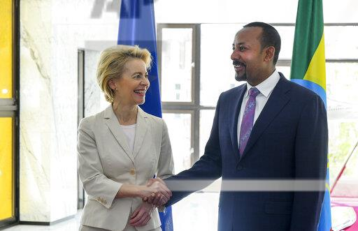 Ethiopia European Commission President