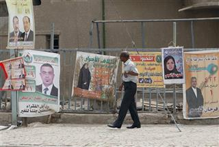 Mideast Iraq Elections