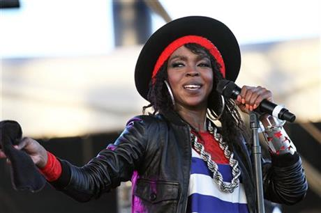Lauryn Hill gets 3 months for failing to pay taxes