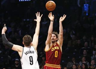 Kevin Love, Andrea Bargnani