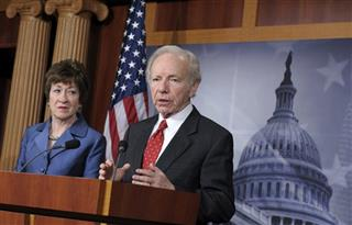 Joseph Lieberman, Susan Collins