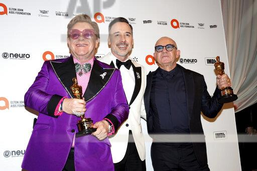 2020 Elton John AIDS Foundation Oscar Viewing Party