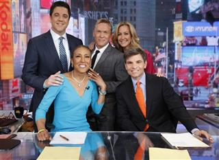 TV Robin Roberts Returns