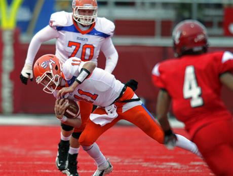 FCS Sam Houston Eastern Washington Football