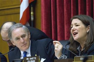 Cliff Stearns, Diana DeGette