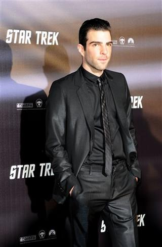 STAR TREK RED CARPET