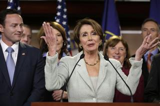 Nancy Pelosi, Patrick Murphy