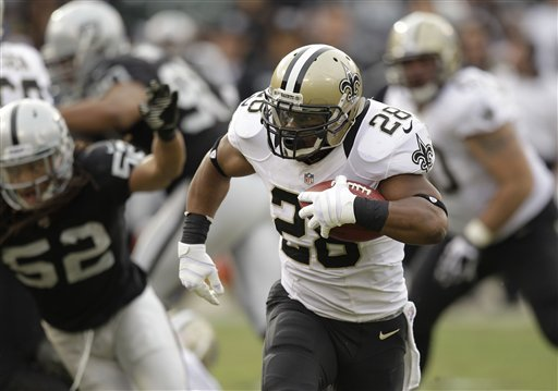 Mark Ingram, Philip Wheeler