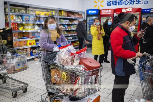 China Outbreak Leaving Wuhan