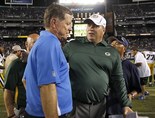 Norv Turner, Mike McCarthy