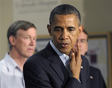 Barack Obama, John Hickenlooper