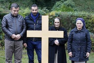 Islamic State Christian Hostages