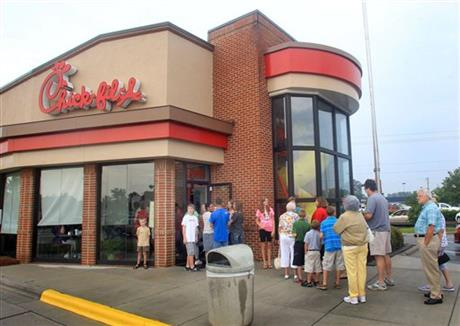 Chick-fil-A support