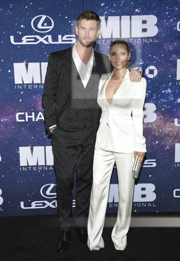 "World Premiere of ""Men in Black: International"""