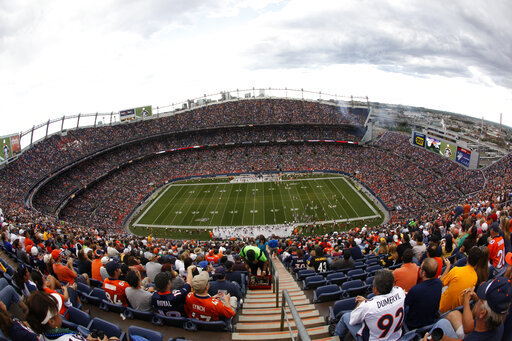 Denver Broncos-Sports Authority Field at Mile High