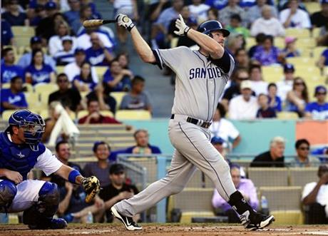 Chase Headley, A.J. Ellis