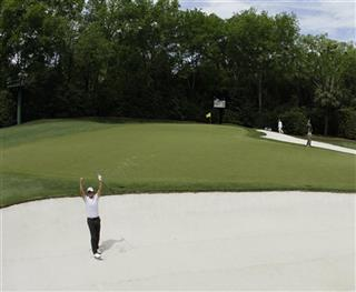 Masters Fearsome 4th Golf