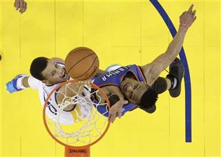 Stephen Curry, Russell Westbrook