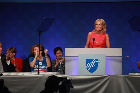 Dr. Jill Biden