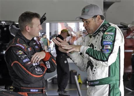 Michael Waltrip, Michael McDowell