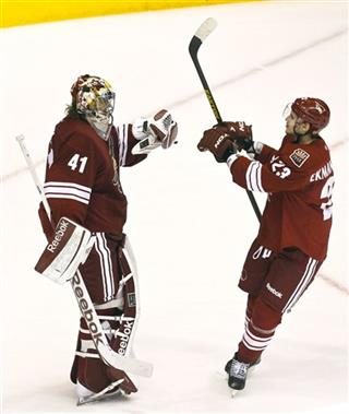 Mike Smith, Oliver Ekman-Larsson