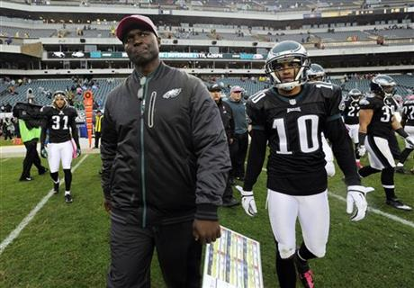 Todd Bowles, DeSean Jackson