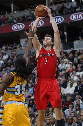 Andrea Bargnani, Kenneth Faried