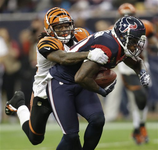 Andre Johnson, Adam Jones