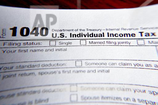 2018 IRS Tax Forms