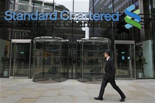 Britain Standard Chartered
