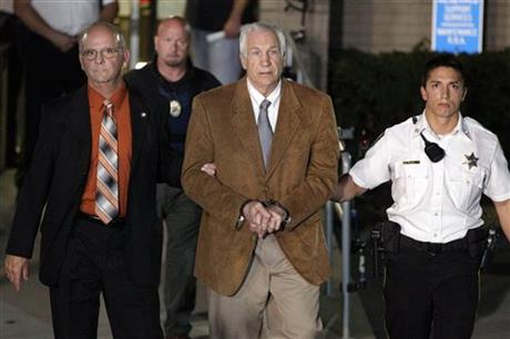 Jerry Sandusky, Denny Nau