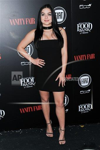 inVision Richard Shotwell/Invision/AP a ENT CA USA INVW Vanity Fair and FIAT Celebration of Young Hollywood