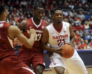 Arkansas Dayton Basketball