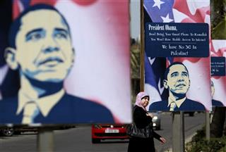 Mideast Israel Palestinians Obama Controversy