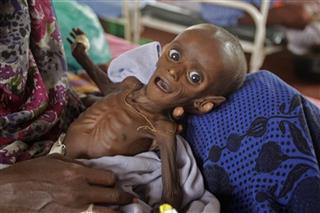 Somalia Famine Deaths